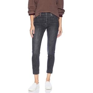 Levi's Wedgie Skinny Jeans in Ravens Wing